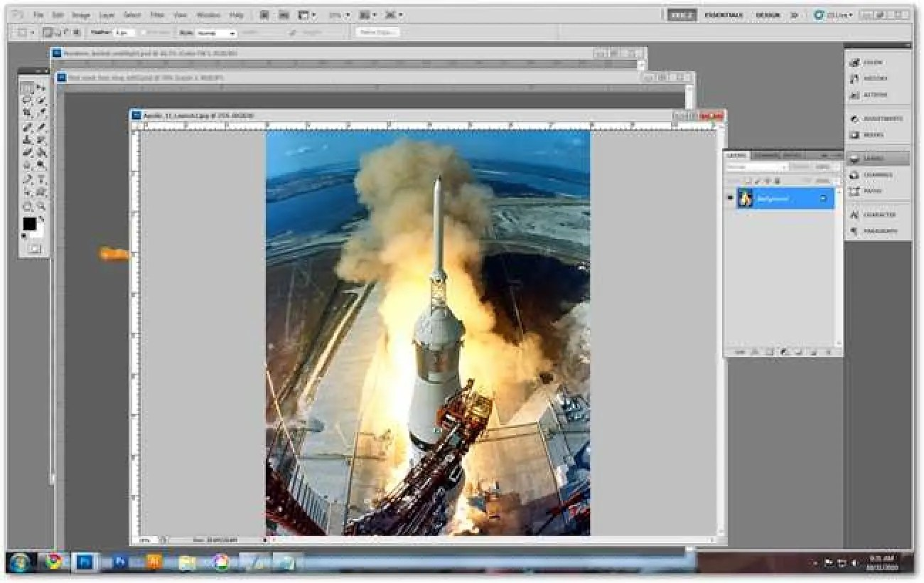 Learning Photoshop The How To Geek Guide To Learning Photoshop Part 3 Layers