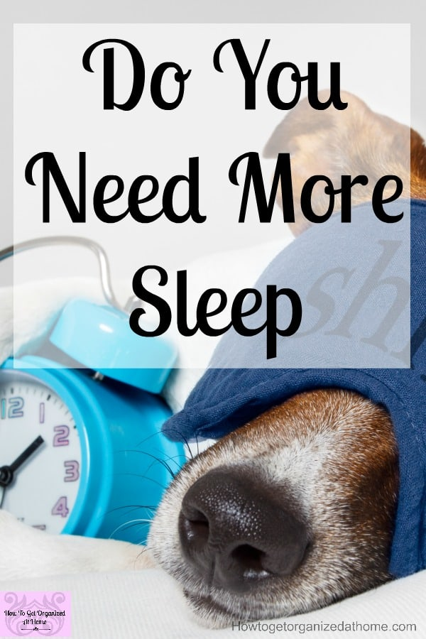 How To Get More Sleep Even When Life Seems Against You