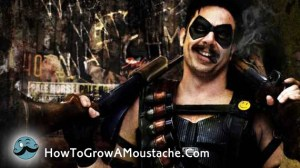 4 greatest superhero moustaches