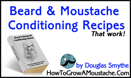 Beard & Moustache Conditioning Tutorial