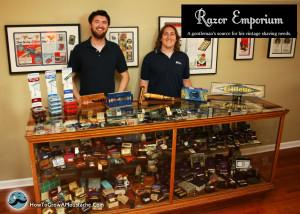 Feature Interview with The Razor Emporium - Michael Ham & Douglas Smythe
