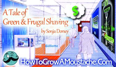 mustache blog, wet shaving blog