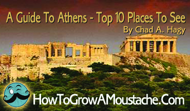 A Guide To Athens – Top 10 Places To See