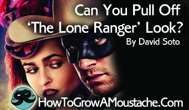 Can You Pull Off  'The Lone Ranger' Look?