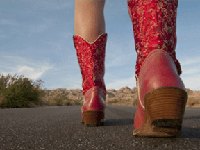 Go West With Cowboy Boots