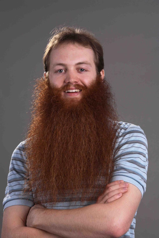 Duck Dynasty Beard Cut Outs