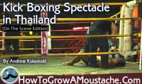 man blog, how to grow a moustache