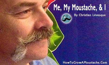 Me, My Moustache, and I