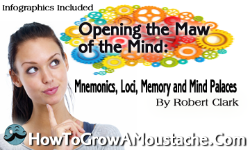 Opening the Maw of the Mind: Mnemonics, Loci, Memory and Mind Palaces