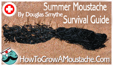 Summer Moustache Survival Guide Header