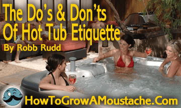 The Do's And Don'ts Of Hot Tub Etiquette