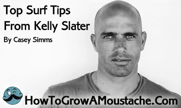 Top Surf Tips from Kelly Slater