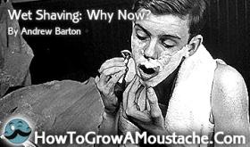 Wet Shaving article htgam