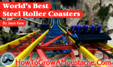 World's Best Steel Roller Coasters