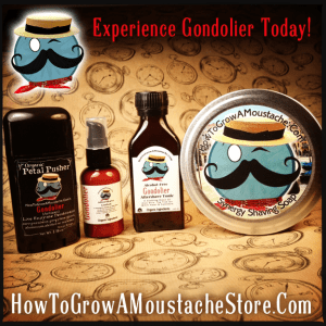 New Gondolier shaving soap, synergy,htgam