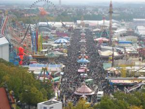 Munich oktober fest