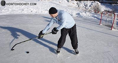 Hockey Toedrag