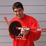 hockey stick weight