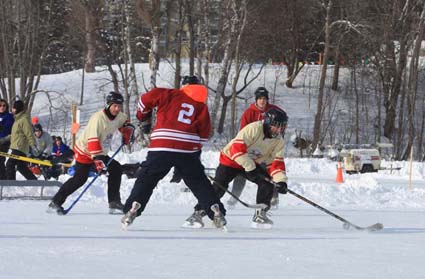 pond hockey championships