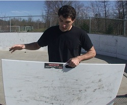 shooting board review