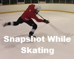 How to Shoot While Skating