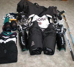 used-hockey-equipment