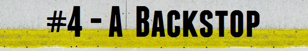hockey-backstop