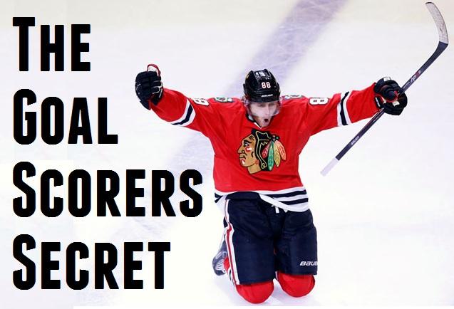 The Goal Scorers Secret