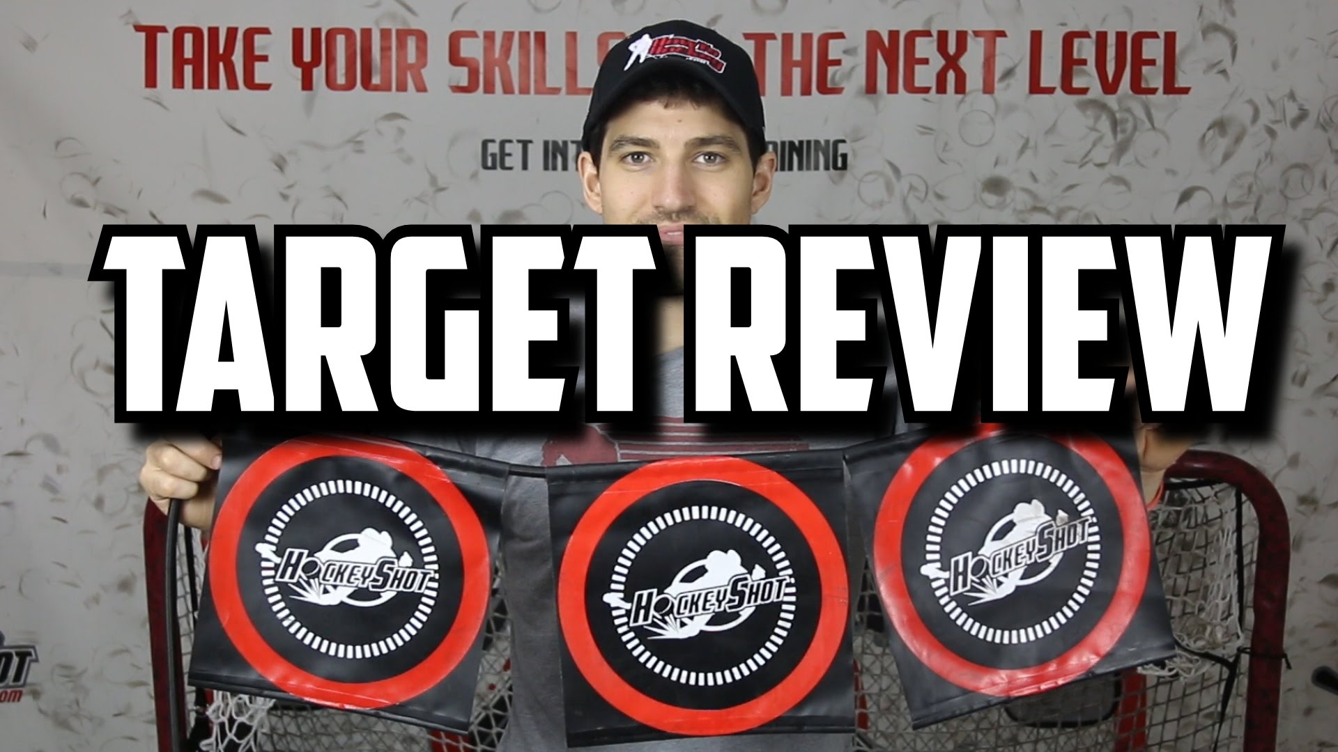 Hockey Shot Target Review