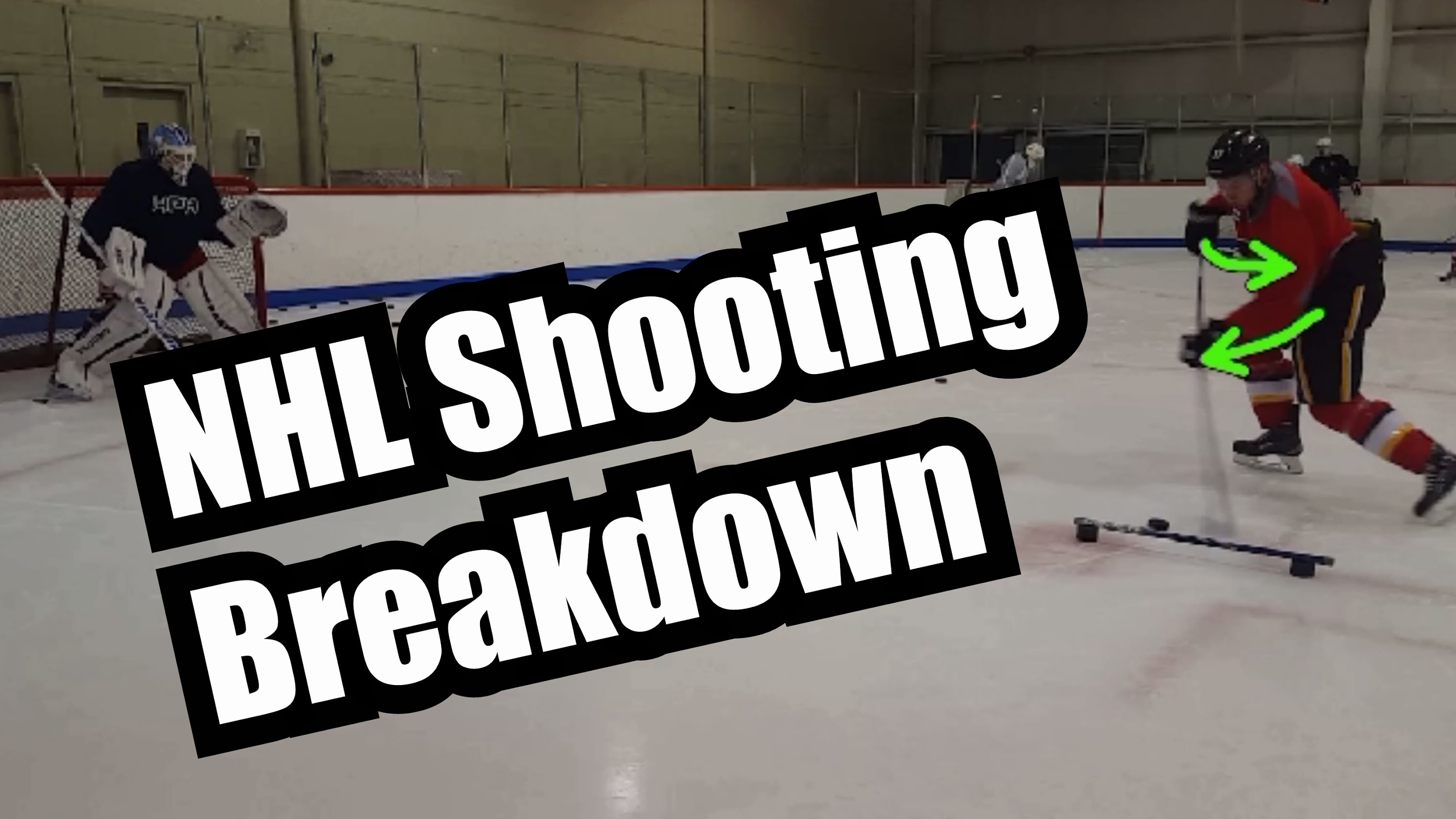 NHL Shot Breakdown with Lance Bouma