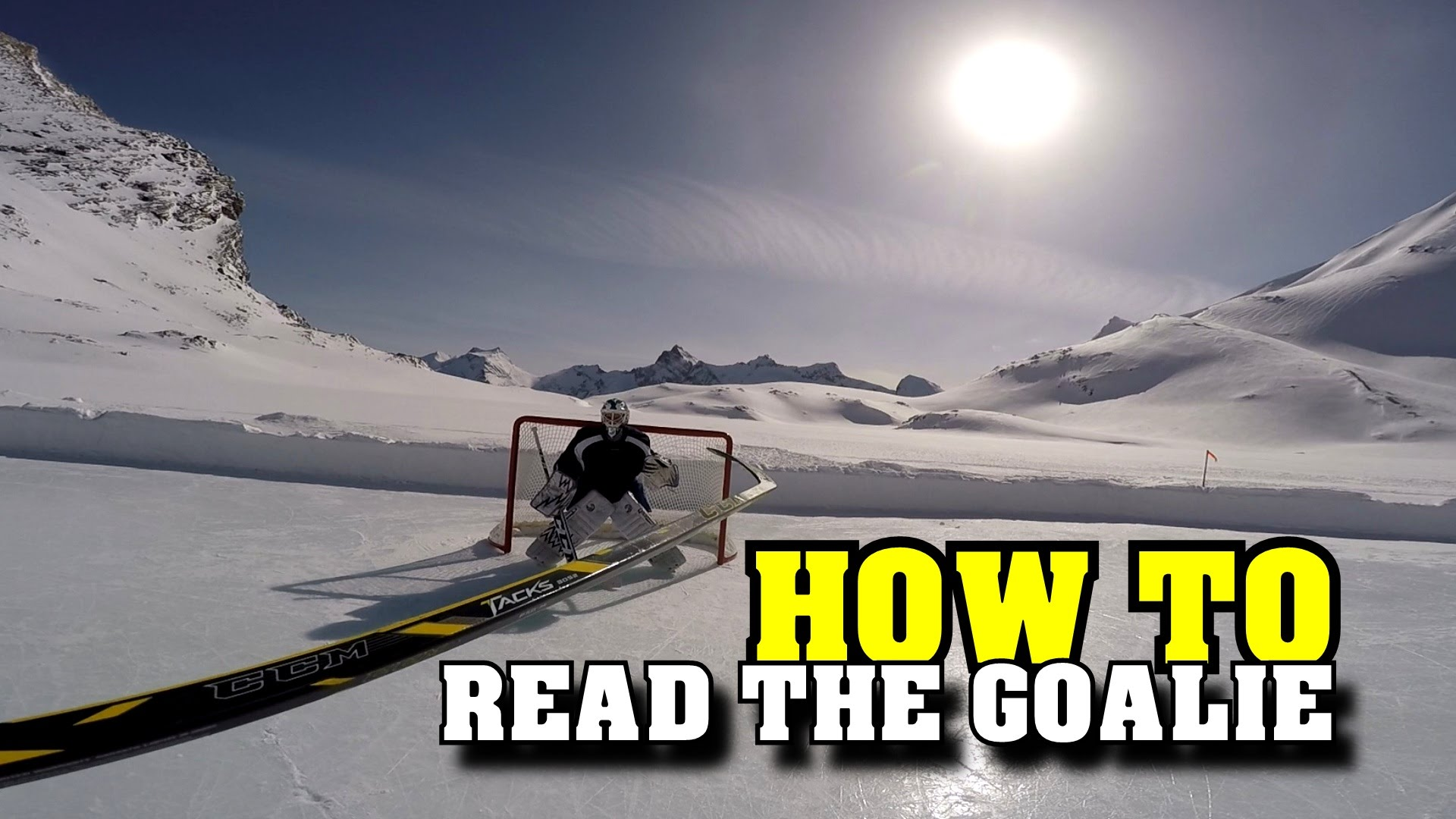 How to Beat the Goalie