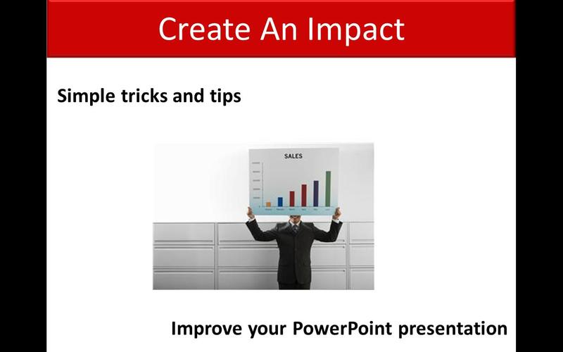 How To Improve A Basic PowerPoint Presentation - Howtoi