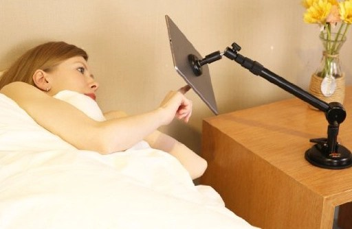 Ipad Holder For Bed Or Sofa Ipad Bed Stand Ebay Thesofa