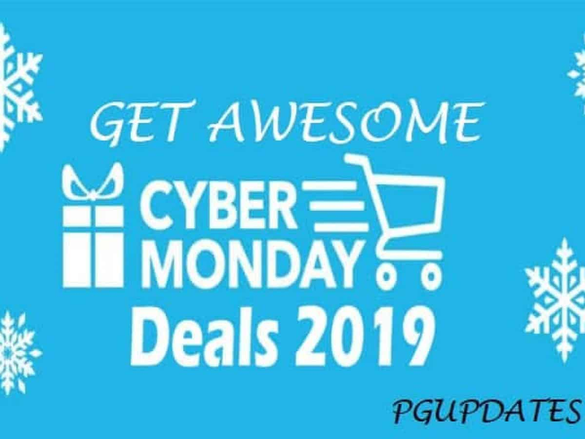 Cyber Monday Deals Get The Awesome Cyber Monday Deals 2019 Howtologintech