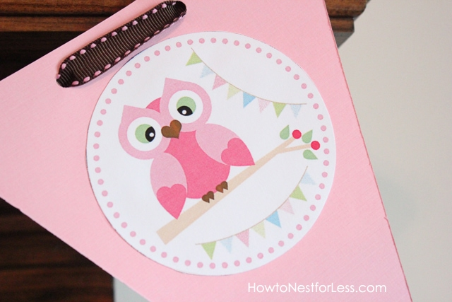 Owl Birthday Party with FREE Printables - How to Nest for Less™