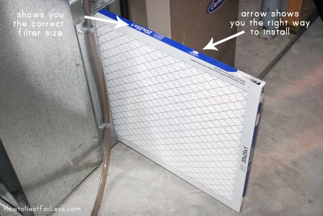 Carrier furnace filter location get free image about