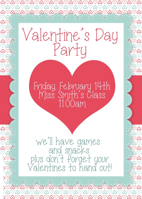 day party invitations free printable - Selol-ink