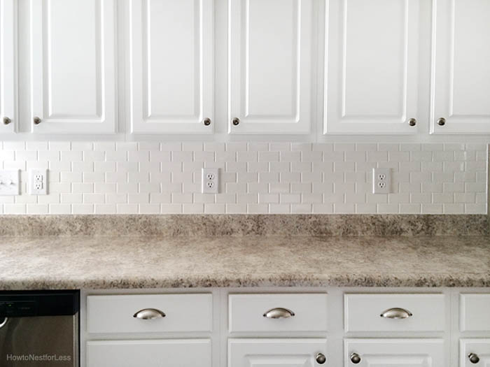 install kitchen backsplash nest kitchen subway tile backsplash classic sweetest digs