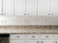 How to Install a Kitchen Backsplash - The Best and Easiest ...