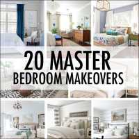 20 Master Bedroom Makeovers