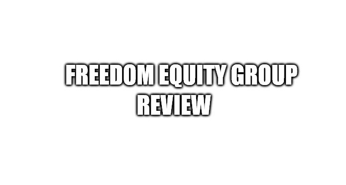 Freedom Equity Group Review Is It An MLM Scam? FINANCIAL FREEDOM TIPS