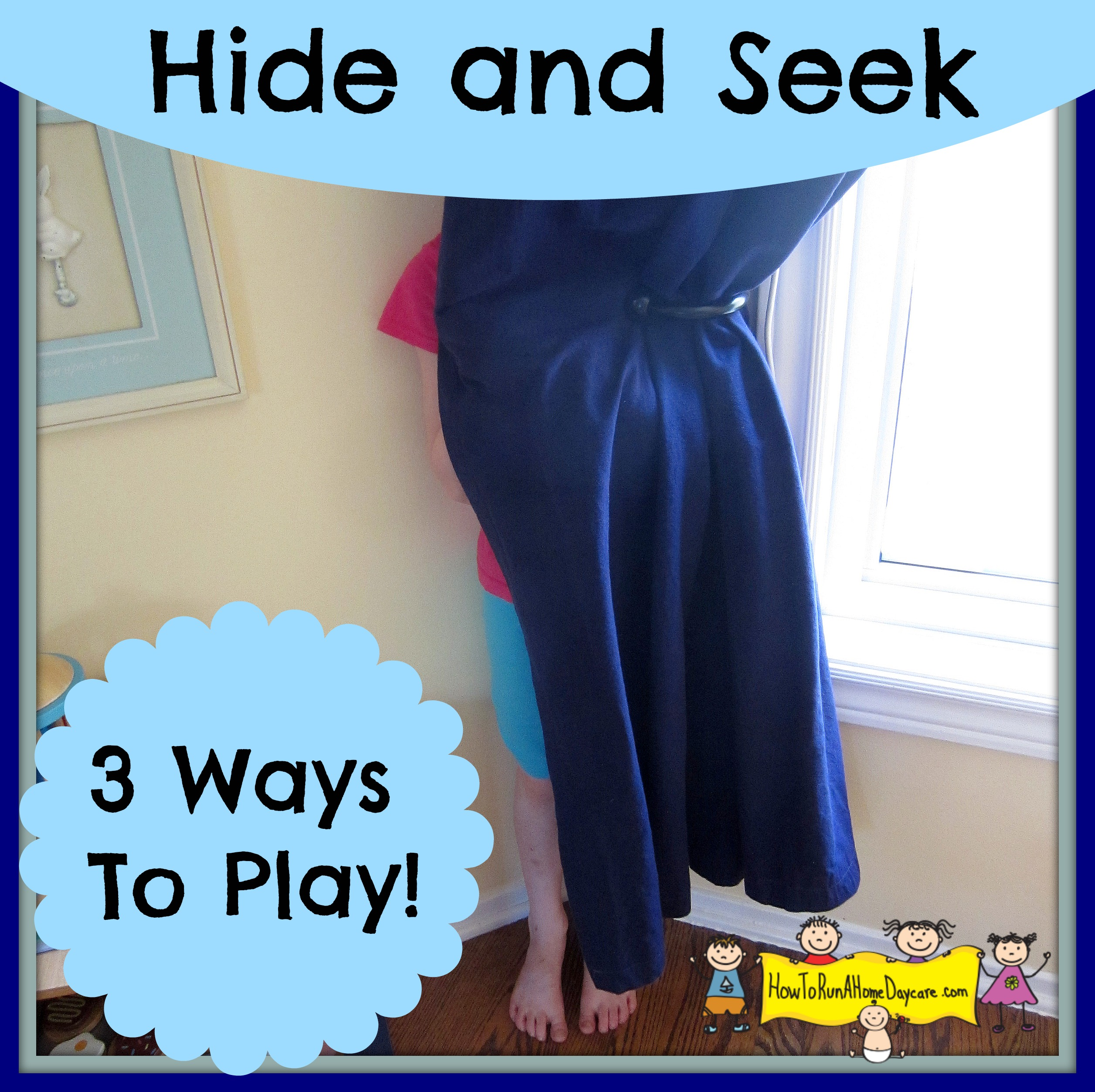 Hide And Seek Kids Hide And Seek 3 Ways To Play 100 Days Of Play Blog Hop How
