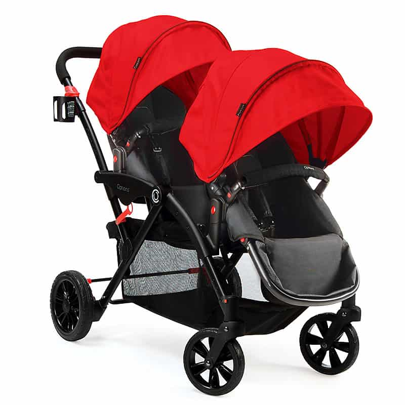 Baby Trend Newborn Car Seat Kolcraft Contours Options Tandem Double Stroller – How To