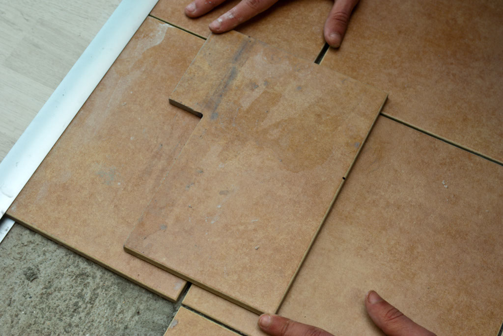 How To Install Tile Around Door Jamb | Howtospecialist - How To