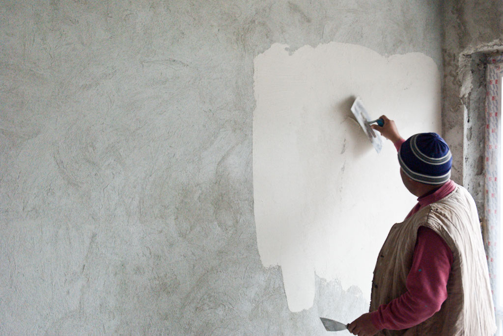 3d Wallpaper For Walls India How To Plaster A Brick Wall Howtospecialist How To