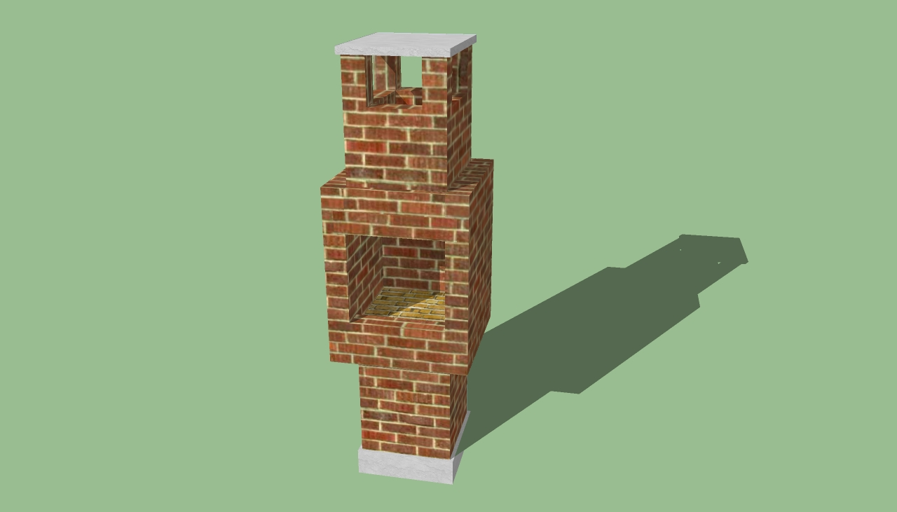 awesome picture of brick barbeque plans perfect homes interior