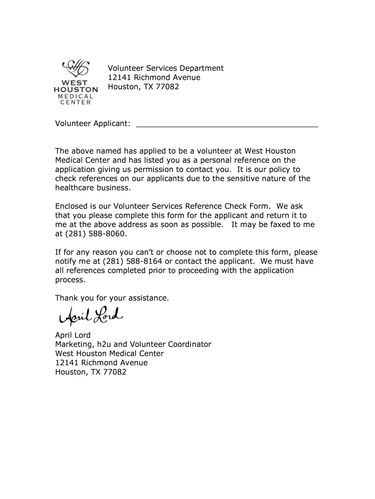 recommendation letter for parole hearing
