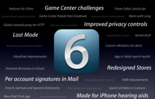 iOS Keynote Screnshot