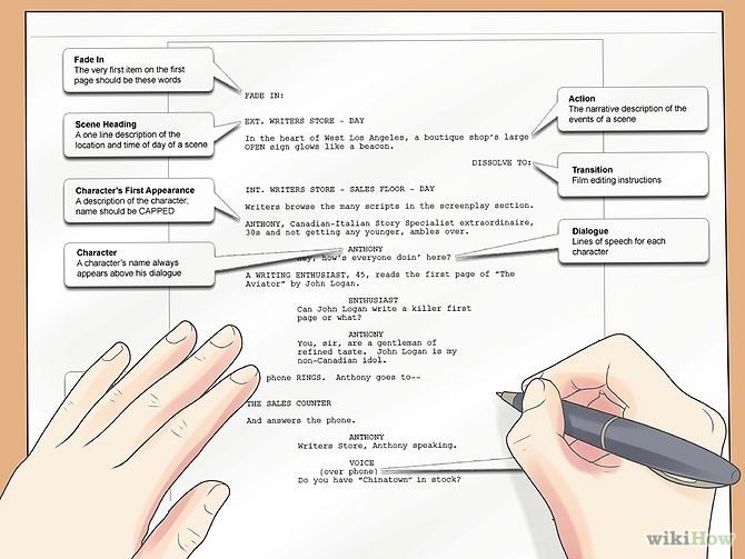 DIY video-ers proper scripts save time and money \u2013 and don\u0027t bite