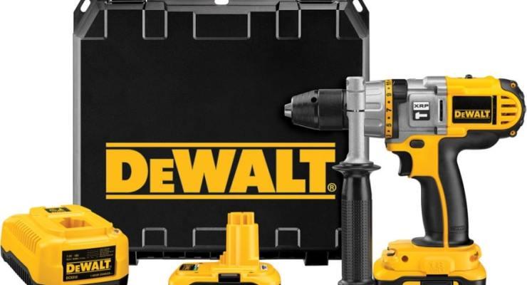Dewalt DC970k-2 Drill Driver review